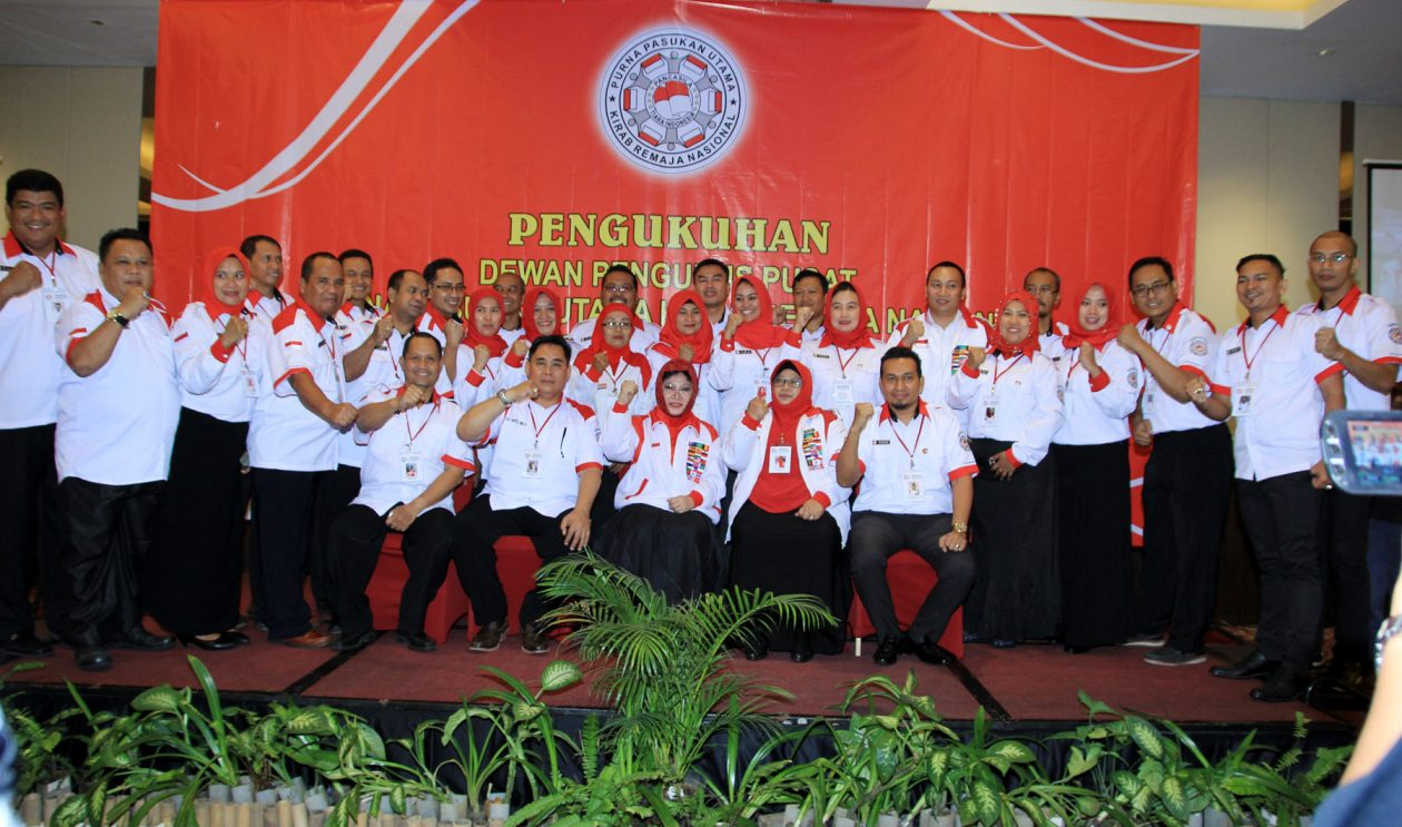 DPP-PURNA PASUKAN UTAMA KIRAB REMAJA NASIONAL